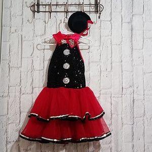 Weissman Pagent or Dance Dress